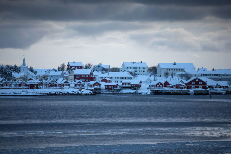 Isole Lofoten -Photoprisma