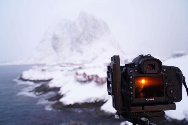 Isole lofoten con Photoprisma