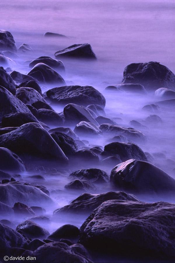 fotografare il mare